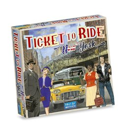 Days of Wonder Ticket to Ride New York  - NL – Bordspel