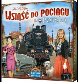 Days of Wonder Ticket to Ride Polska