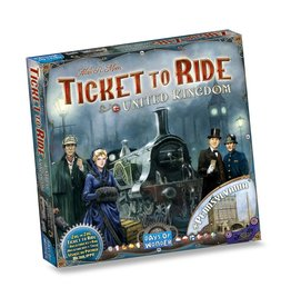 Days of Wonder Ticket to Ride UK/Pennsylvania – Bordspel