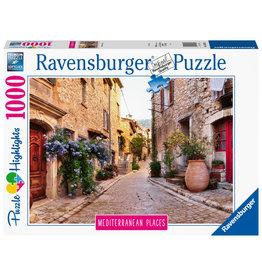 Ravensburger Ravensburger puzzel 149759 Mediterranean Places Frankrijk  1000 stukjes