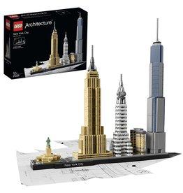LEGO LEGO Architecture  21028  New York