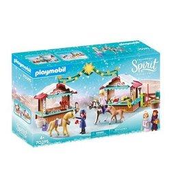 Playmobil Playmobil 70395 Spirit Kerstmis Miradero