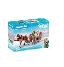 Playmobil Playmobil 70397 Spirit Winter Sleerit