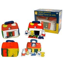 Rubo Toys Nijntje Speelhuis (katoen)
