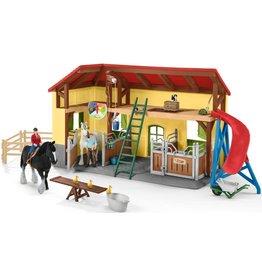 Schleich Schleich Farm World 42485 Paardenstal