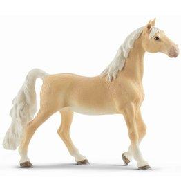 Schleich Schleich Horse Club 13912 Amerkaanse Zadel Merrie