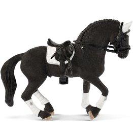 Schleich Schleich Horse Club 42457 Friese Wedstrijd Hengst