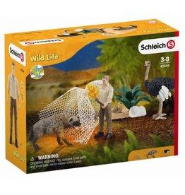 Schleich Schleich Wild Life 42504 Hyena Aanval