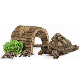 Schleich Schleich Wild Life 42506 Schildpaddenhuis
