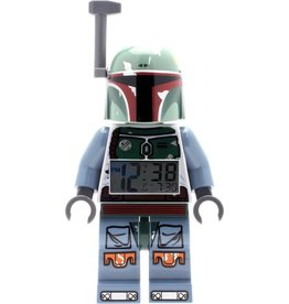 LEGO Lego Star Wars Boba Fett Alarm Clock