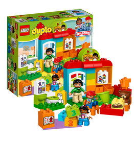 LEGO LEGO Duplo Kleuterklas - 10833