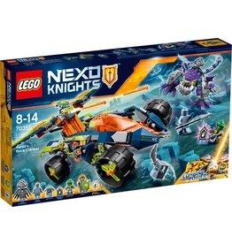 LEGO LEGO Nexo Knights Aarons Rock Climber - 70355