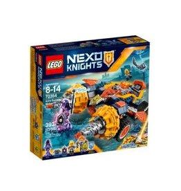 LEGO LEGO Nexo Knights  Axl's Rumble Maker 70354