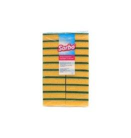 Sorbo Sorbo Schuursponzen zware Kwaliteit 20st