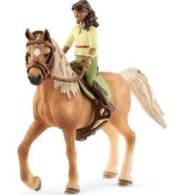 Schleich Schleich Horse Club 42517 Sarah en Mystery