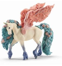 Schleich Schleich Bayala 70590 Bloemen Pegasus Eenhoorn