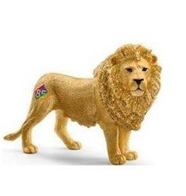Schleich Schleich Wild Life 72156 Gouden Leeuw Special Edition 85 jaar