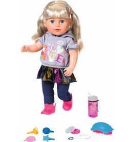 Zapf Baby Born Soft Touch Babypop Zus Blond (43 cm)