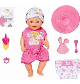 Zapf Baby Born Soft Touch Babypop Kleine Zus (36 cm)