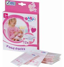 Zapf Baby Born Voeding  (12 zakjes)