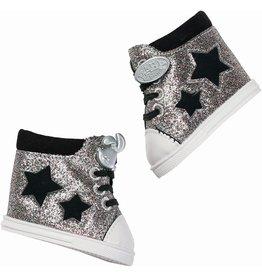 Zapf Baby Born Sneakers Trend Zilver