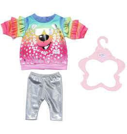 Zapf Baby Born Sweater Outfit Zus