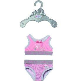Zapf Baby Born Ondergoed Roze