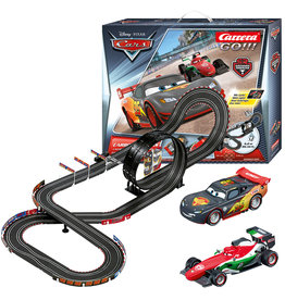 Cars Carrera Go! Cars Carbon Drifter