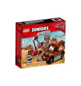 LEGO LEGOJuniors  10733  Takel's sloopterrein  - Mater'S Junkyard