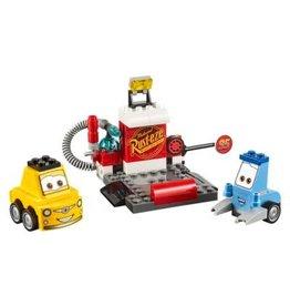 LEGO LEGOJuniors  10732 Cars Guido And Luigi'S Pit Stop -