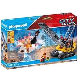 Playmobil Playmobil City Action 70442  Kabelgraafmachine