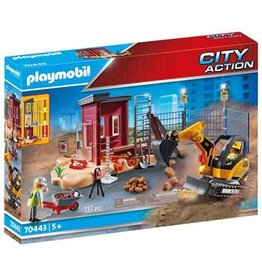 Playmobil Playmobil City Action 70443  Mini Graafmachine