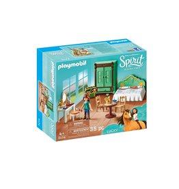 Playmobil Playmobil Spirit  9476 Lucky'S Kamer