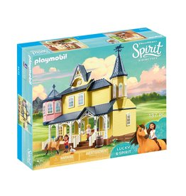 Playmobil Playmobil Spirit 9475 Lucky'S House
