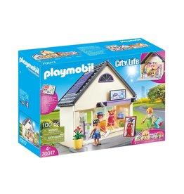 LEGO Playmobil City Life 70017  Mijn Modehuis