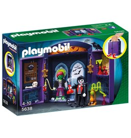 Playmobil Playmobil City Life 5638 Speelkoffer  Spookhuis