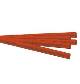 Folia VliegerpapierRood Transparant  70X100 cm  1 rol