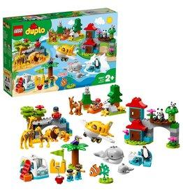 Duplo Lego Duplo 10907 Dieren Van De Wereld