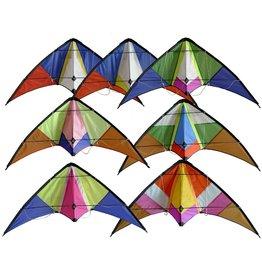 Rhombus Rhombus vlieger Sport Kite 120x50  Assorti