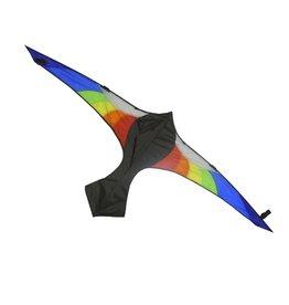 Rhombus Rhombus vlieger Falcon Rainbow 180x72