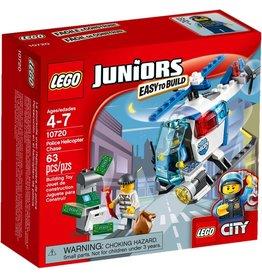 LEGO Lego Juniors  10720 Politiehelikopter achtervolging
