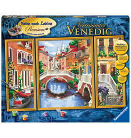 Ravensburger Schilderen op nummer Venetië