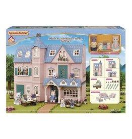 Sylvanian Families Sylvanian Families 5521 3 Huizen met Accessoires Jubileum Set 35 jaar