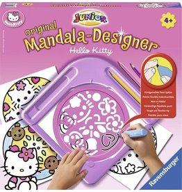 Ravensburger Mandala Designer Junior   Hello Kitty