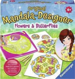 Ravensburger Original Mandala Designer Flowers&Butterflies
