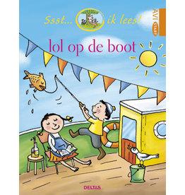 Uitgeverij Deltas Ssst...  Ik Lees! Lol Op De Boot - Avi Start