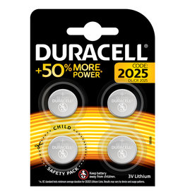 Duracell Duracell 2025 4pack