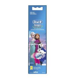 Oral-B Oral-B Tandenborstel Stage Power Frozen 2-pack