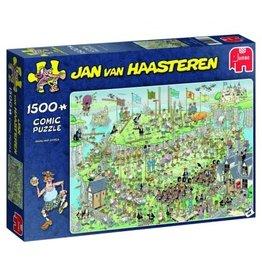 Jumbo Jumbo puzzel Jan van  Haasteren 19088 Highland Games 1500 stukjes
