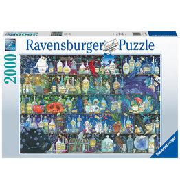 Ravensburger Ravensburger puzzel 160105 De Gifkast  2000 stukjes